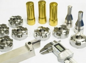 cnc machine shop materials